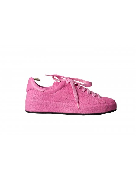Кеды Officine Creative art 131 fuxia