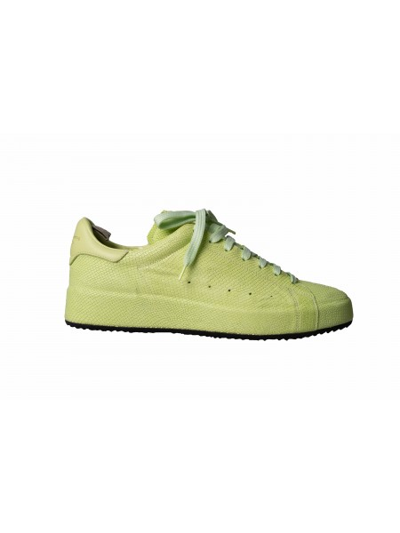 Кеды Officine Creative art 1321 lime