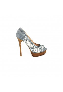 Туфли Gianmarco Lorenzi art 1207